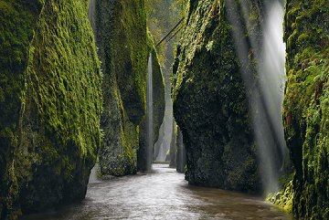 Allure (Columbia River Gorge)  Panorama - Peter Lik