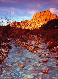 Desert Stream Panorama - Peter Lik
