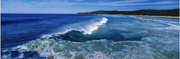 Noosa Swell Panorama - Peter Lik
