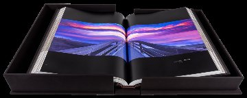 Equation of Time Hardcover Book 2015  Other - Peter Lik