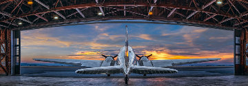 First Flight 2019 Panorama - Peter Lik