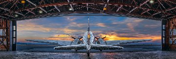 First Flight Panorama - Peter Lik