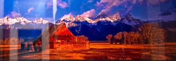 Nikk's Hut Panorama - Peter Lik
