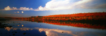Outback Reflection Panorama - Peter Lik