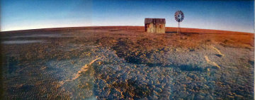 Lone Shack (small edition of 100) Panorama - Peter Lik