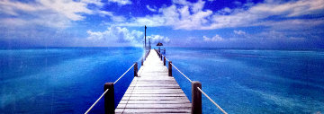Beyond Paradise (Key West, Florida) Panorama - Peter Lik