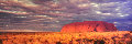 Uluru (small edition) Panorama - Peter Lik