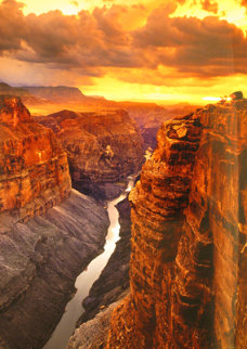 Heaven on Earth (Grand Canyon NP, Arizona) Panorama - Peter Lik