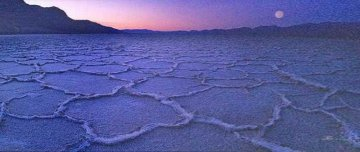 Dark Side of the Moon (Death Valley, California) Panorama - Peter Lik