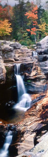 Screw Auger Falls AP Panorama - Peter Lik