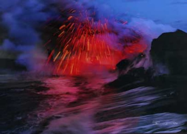 Revelation, Kilauea, The Big Island, Hawaii (Volcano)