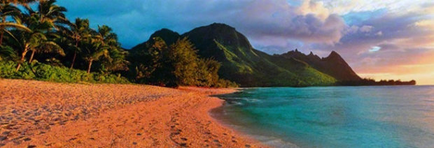 Seventh Heaven (Na Pali Coast, Kauai, Hawaii)