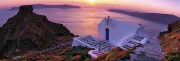 Romantica (Santorini, Greece) Panorama - Peter Lik
