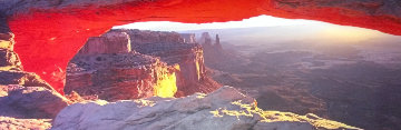Echoes of Silence (Canyonlands NP, Utah) Panorama - Peter Lik