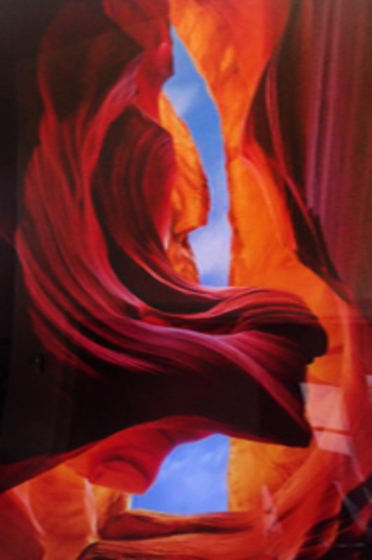 Eternal Beauty  (Antelope Canyon, Arizona)
