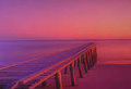 Jetty (Urangan, Queensland) Panorama - Peter Lik