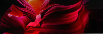 Angel\'s Heart (Antelope Canyon) Az Panorama - Peter Lik