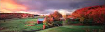 Heartland  Panorama - Peter Lik