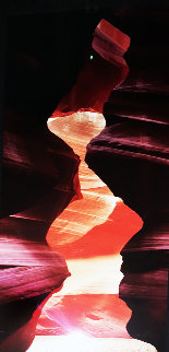 Antelope Canyon (Antelope, Arizona) Panorama - Peter Lik