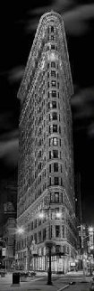 Flat Iron Building Panorama by Peter Lik