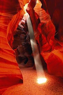 Shine (Antelope Canyon, Arizona) Panorama - Peter Lik