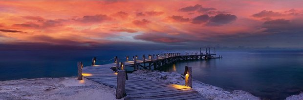 Enchanted Jetty