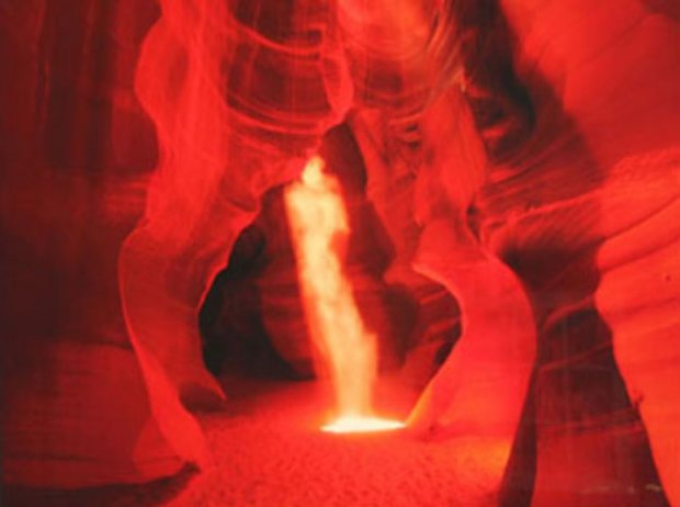 Ghost (Antelope Canyon, Arizona)