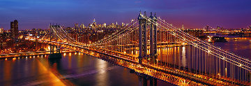 City (New York) Panorama - Peter Lik