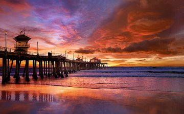 California Dreaming Panorama - Peter Lik