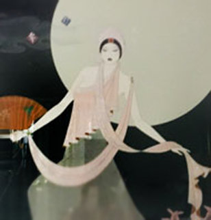 Dancing Before the Moon 1990 Limited Edition Print - Lillian Shao