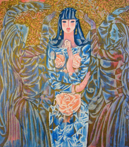 Goddess of the Roses 1997