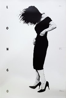 Gretchen 1985 Limited Edition Print - Robert Longo