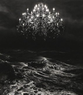 Untitled (Throne Room) 2015 Limited Edition Print - Robert Longo