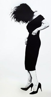 Gretchen 1985 Poster Limited Edition Print - Robert Longo