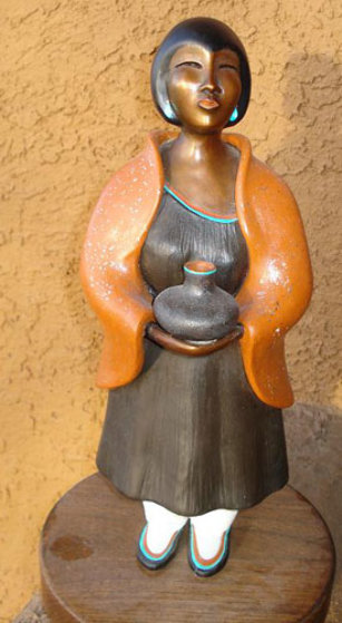 Morning Prayer Sculpture 2006