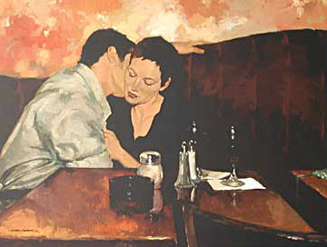 Close to You 2002 Limited Edition Print - Joseph Lorusso
