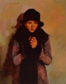 Her Favorite Coat 2002 Limited Edition Print - Joseph Lorusso