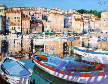 European Port Limited Edition Print - Aldo Luongo
