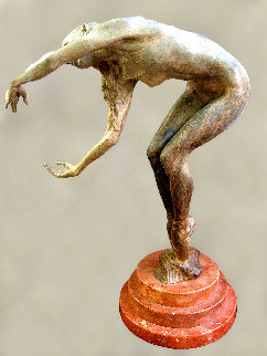 Juliet Atelier Bronze Sculpture 2005 14 in Sculpture - Richard MacDonald