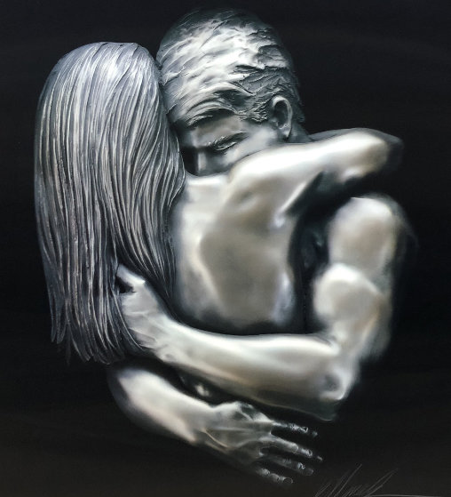 Love Virtual Sculptural Relief 2007 34 in