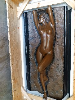 Charisma Bronze Sculpture 73 in  - Bill Mack