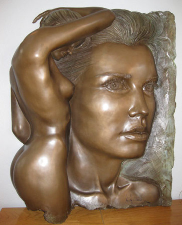 Essence Bonded Bronze Sculpture 1988