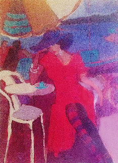 By the Riverside PP 2000 Limited Edition Print - Isaac Maimon