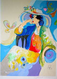 Marie 1994 Limited Edition Print - Isaac Maimon