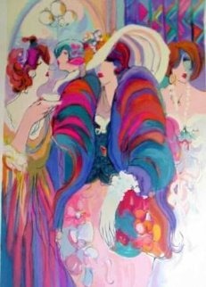Reception 1995 Limited Edition Print - Isaac Maimon