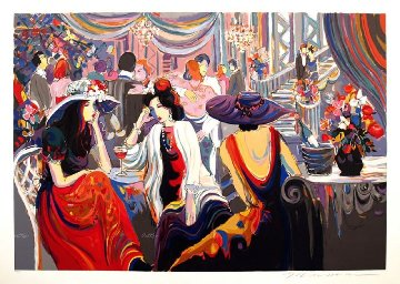 Ballroom Dancing 1995 Limited Edition Print - Isaac Maimon