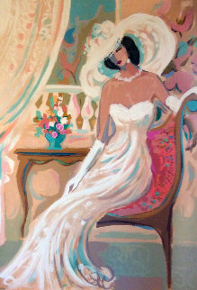 Camille and Candide: Le Cotillion Suite 1996 Limited Edition Print - Isaac Maimon