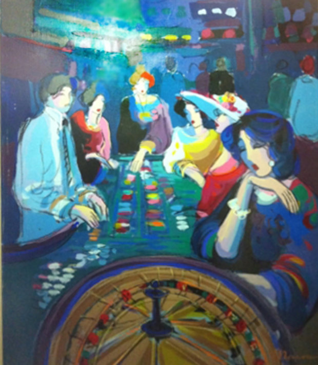 Untitled Casino 41x31