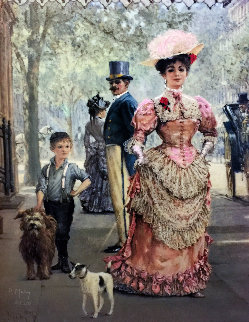 Rags And Riches  Limited Edition Print - Alan Maley