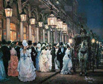 Summer Elegance Limited Edition Print - Alan Maley
